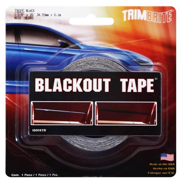 Blackout Tape