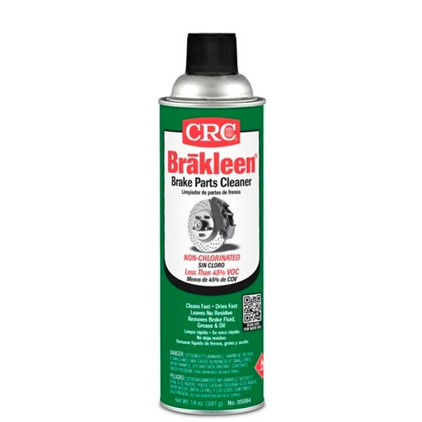 Brakleen Non - Chlorinated Brake Parts Cleaner