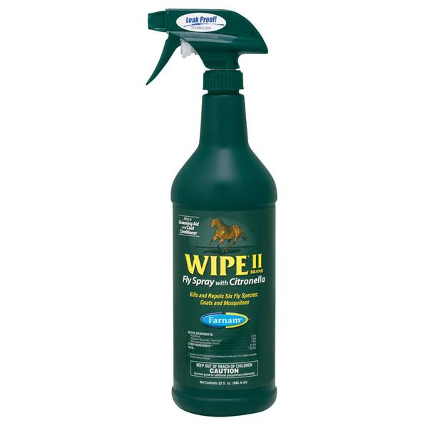 Wipe ll Fly Spray with Citronella