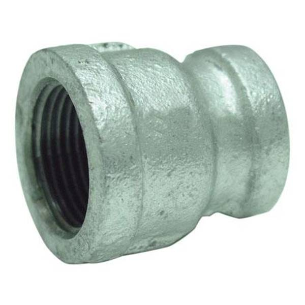 Jmf galvanized pipe reducer coupling