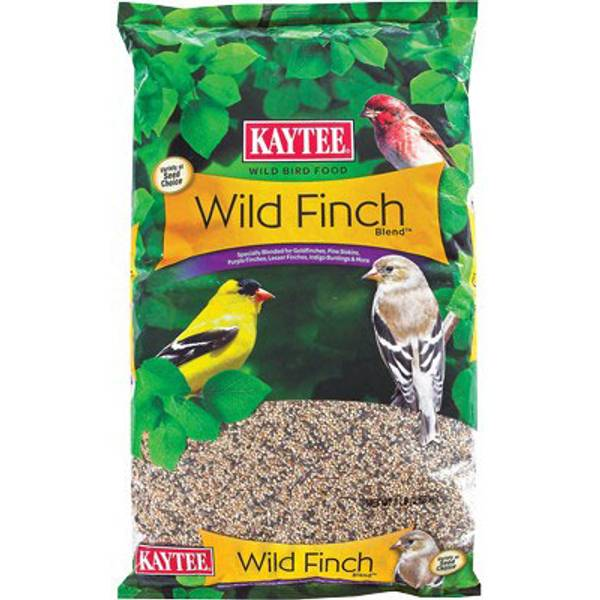 Kaytee 8 lb Wild Finch Blend Bird Seed (180870 100037035) photo