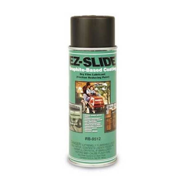 Liquid Graphite Dry Film Lubricant Paint Aerosol