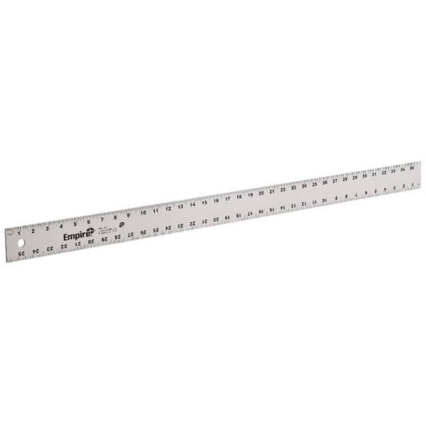 36-Inch Empire Level 4003 Aluminum Straight Edge