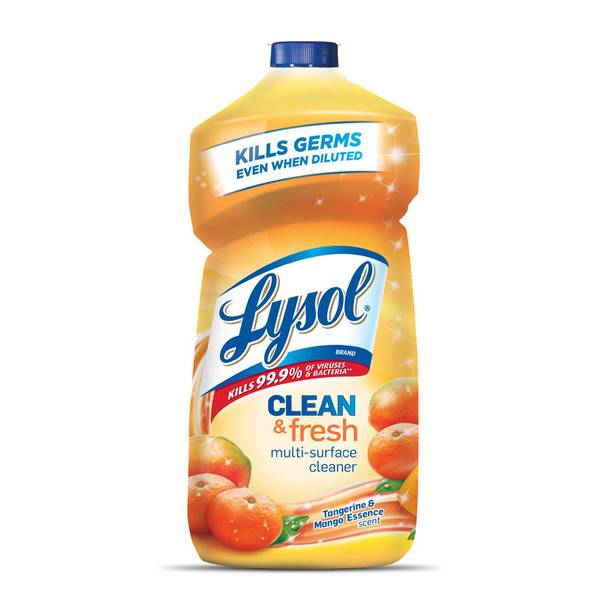 Lysol Toilet Bowl Cleaner 4 Pack