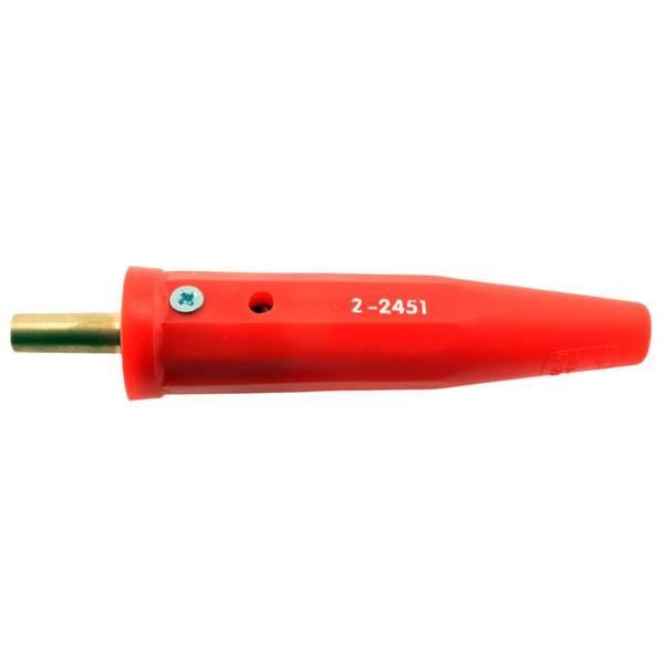 Red Universal Machine Plug