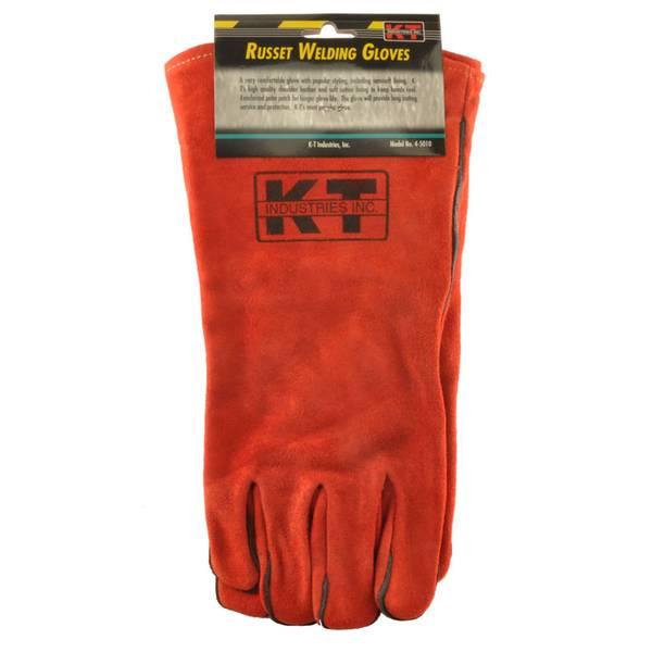 Russet Welding Gloves