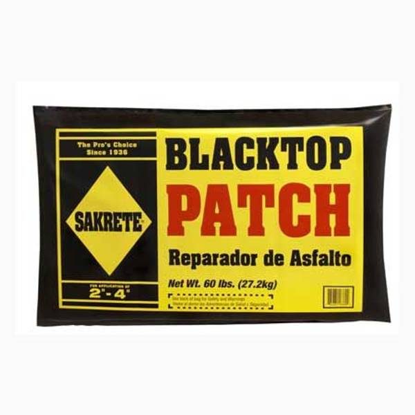 Blacktop Patch