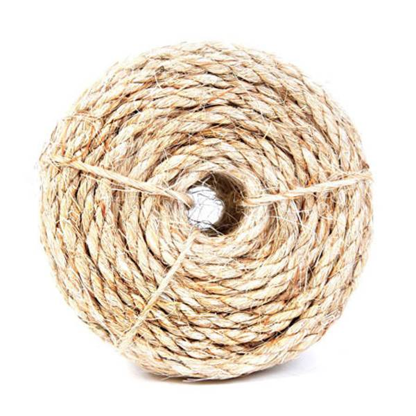 100' Twisted Sisal Rope