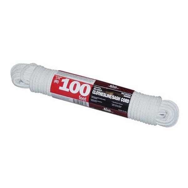 100' Braided Cotton / Poly Sash