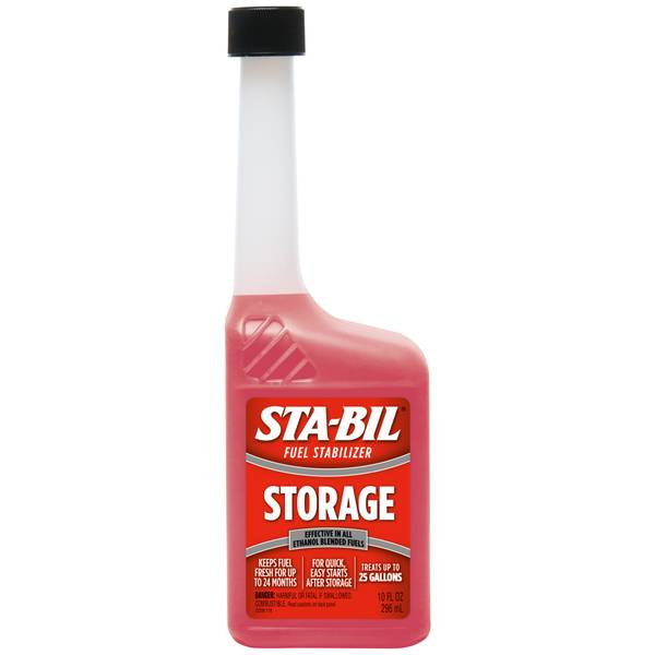 Sta Bil Storage Fuel Stabilizer