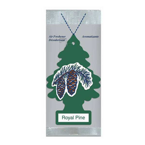 Royal Pine Little Trees Air Freshener 3 - pack