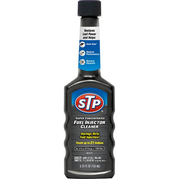 Super Concentrated Fuel Injector Cleaner