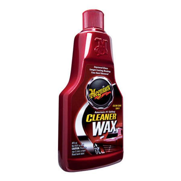 Liquid Cleaner Wax