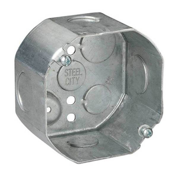 Thomas Amp Betts 4 Quot Octagon Box