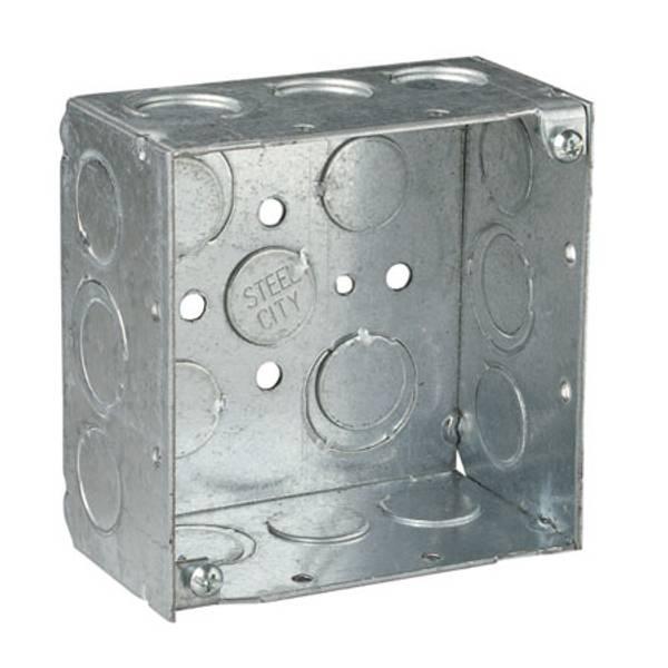 "4"" x 4"" Square Box"