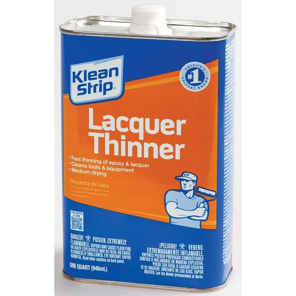 Lacquer Thinner 1 Qt