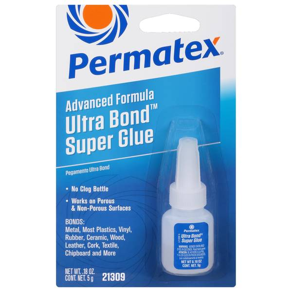 Ultra Bond Super Glue