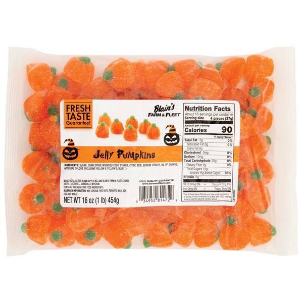 Jelly Pumpkins