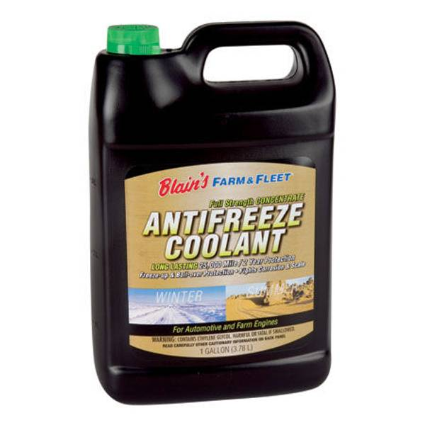 Antifreeze Coolant