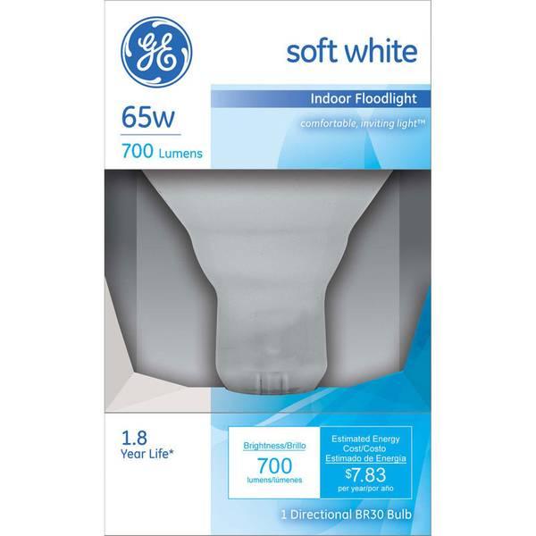 Soft White Floodlight Light Bulb