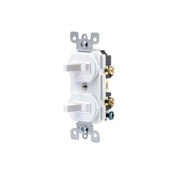 2 Single - Pole Switches