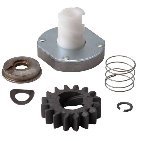 Electric Starter Drive Kit with Roll Pin Retainer