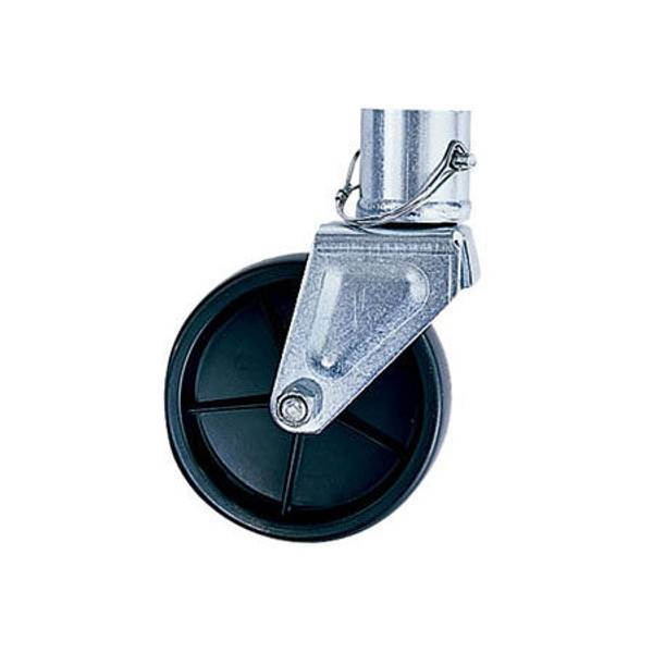 Removable Polyolefin Caster with Pin