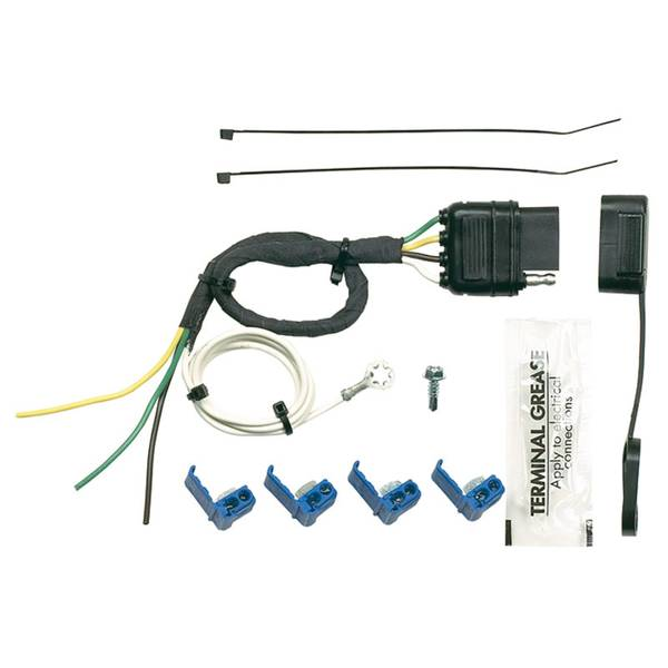 Vehicle Specific Wiring Kit