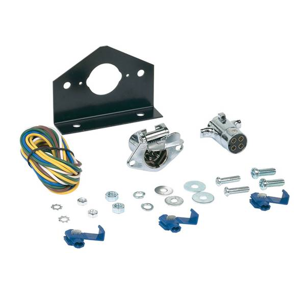 4 - Pole Round Connector Kit