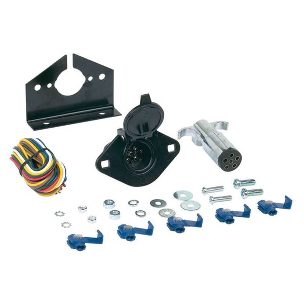 6 - Pole Round Connector Kit