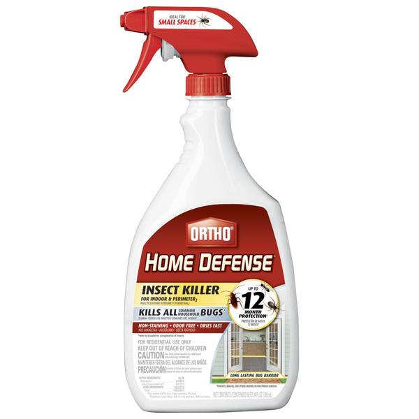 Home Defense MAX Perimeter and Indoor Insect Killer
