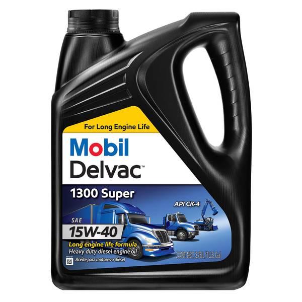 071924448193 upc mobil 1 112786 15 w 40 delvac 1300 for 0w 20 motor oil autozone