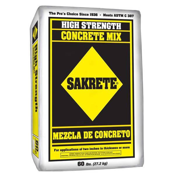 High Strength Concrete Mix