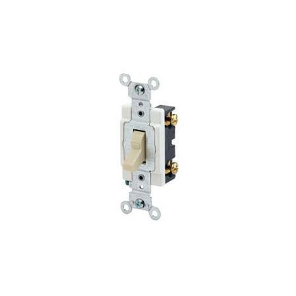 Side Wired AC Quiet Toggle Switch