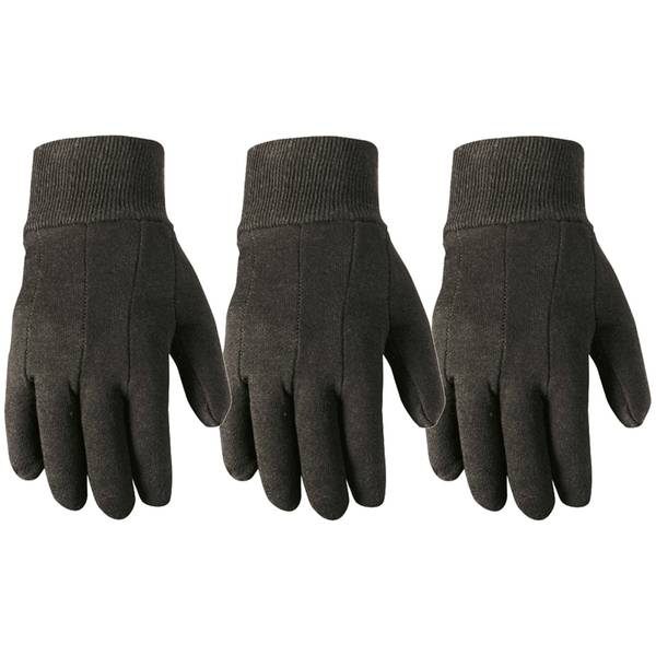 Standard Jersey Gloves 3 Pack