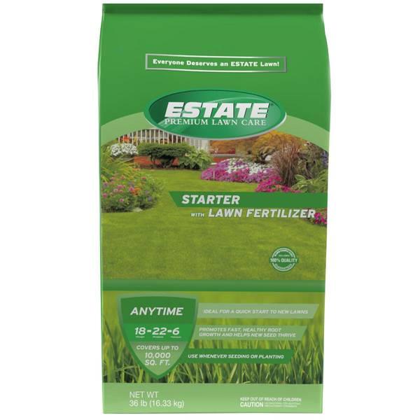 18-22-6 Premium Starter Fertilizer