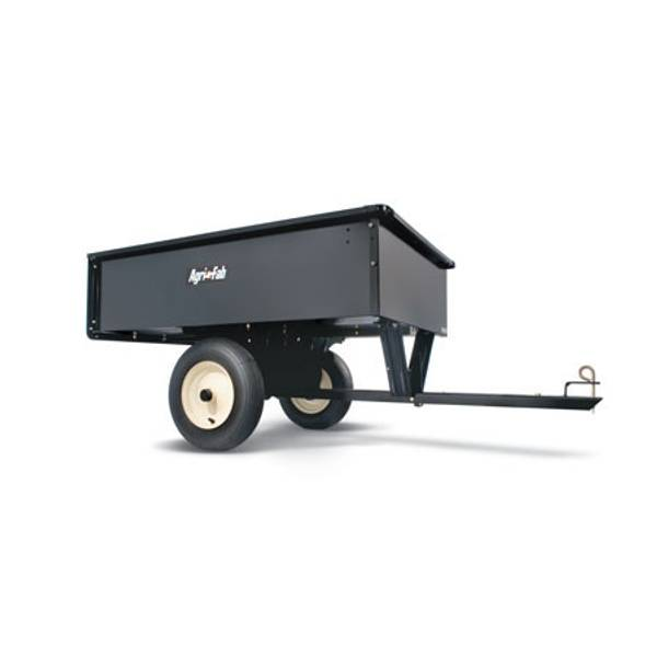 Utility Garden Cart with Dump Box
