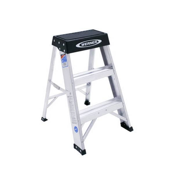 Werner Type 1a 2 Step Stool