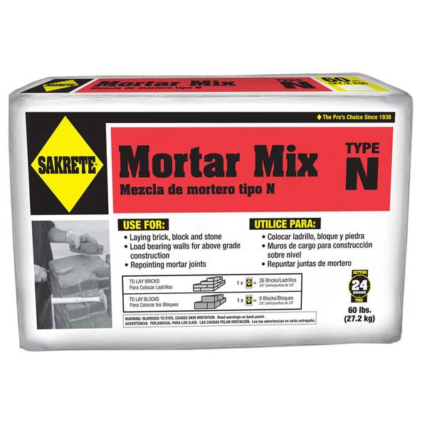 Mortar Mix Type N