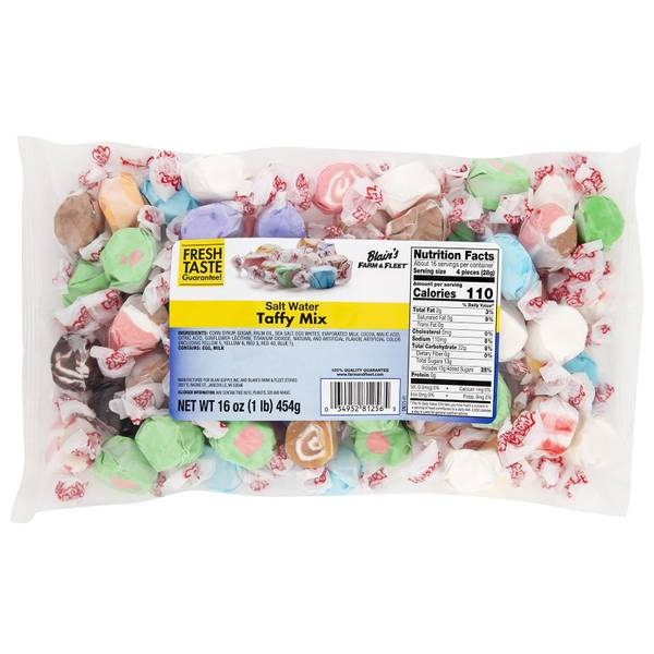 Assorted Salt Water Taffy