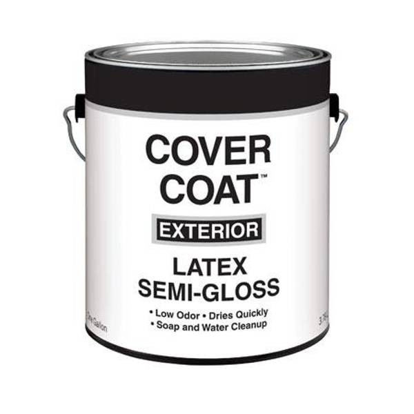 Cover Coat Exterior Latex Semi Gloss