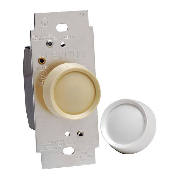 Trimatron Deluxe Push On / Push Off Full Range Rotary Dimmer