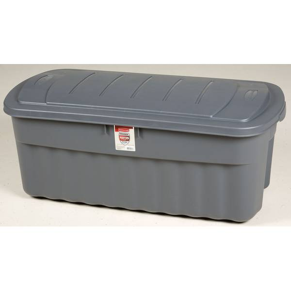Roughneck Jumbo Storage Box  sc 1 st  Blainu0027s Farm u0026 Fleet & Rubbermaid Roughneck Jumbo Storage Box
