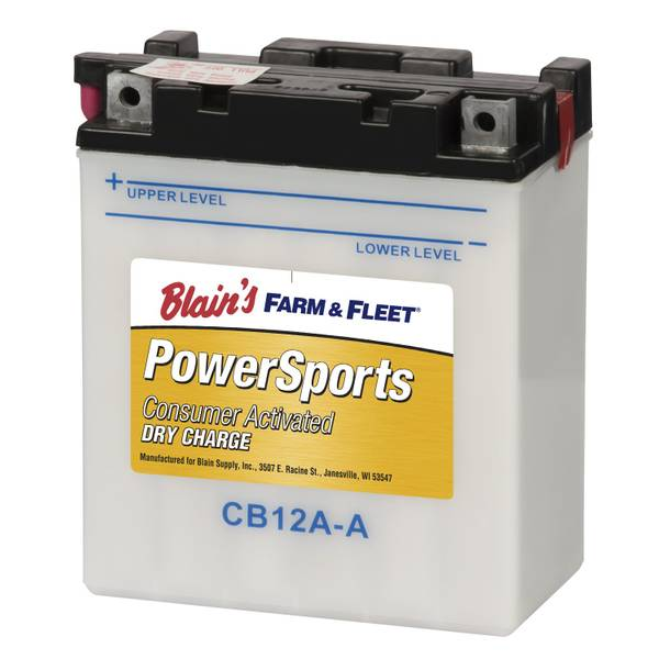 Conventional Powersport Battery