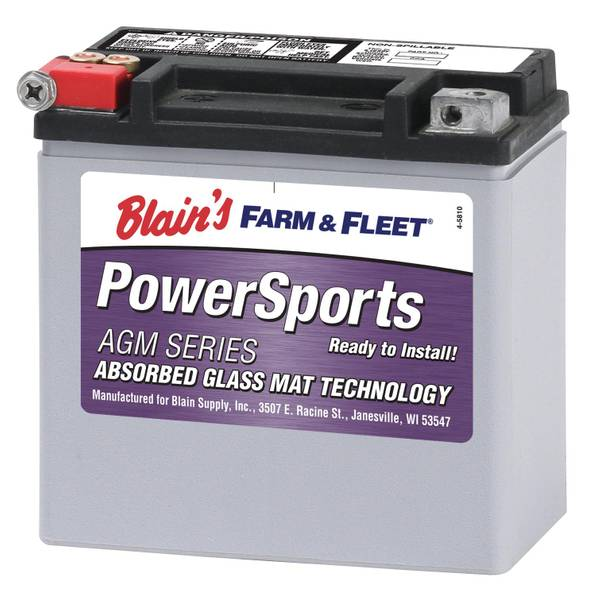 14BS AGM Powersport Battery