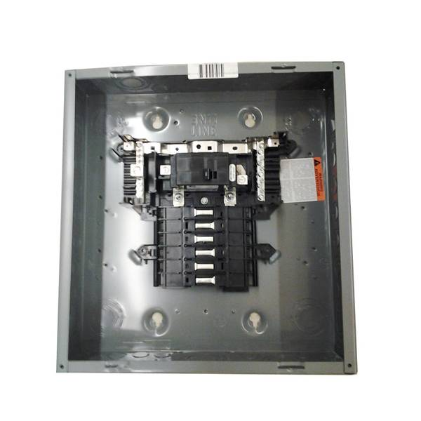 QO 12 Space,12 Circuit QOM1 Frame Size Main Circuit Breaker Load Center