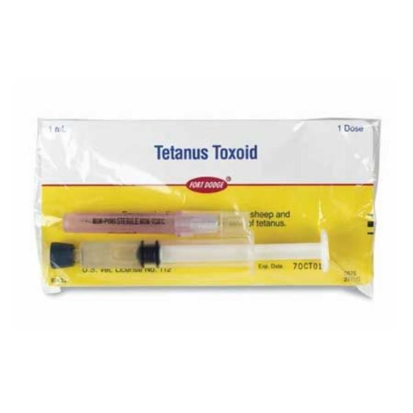 Tetanus Toxoid Livestock and Horse Vaccine