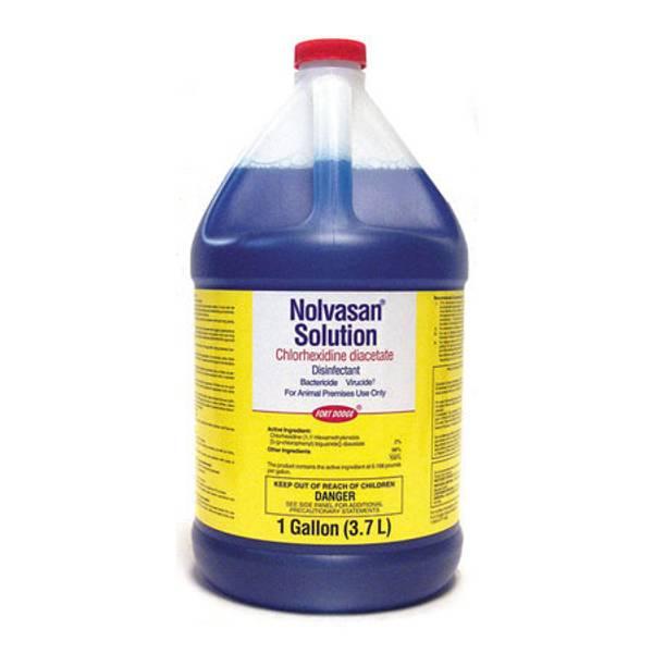 Nolvasan Disinfectant Solution