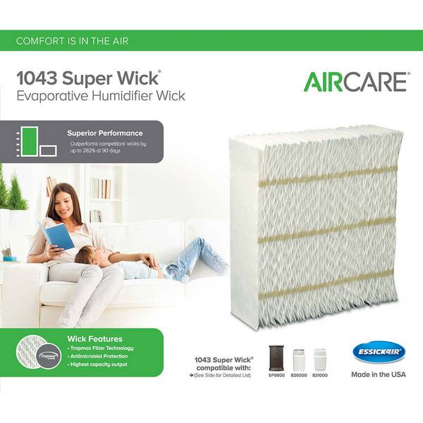 Essick Aircare Superwick Replacement Humidifer Filter