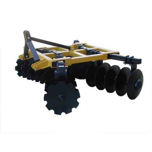 Model Number 14-16-N-XB 5ft King Kutter XB Angle Frame Disc Harrow